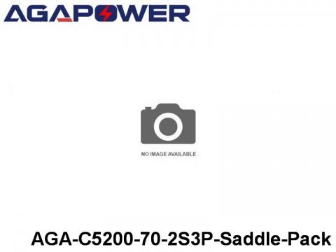 315 AGA-Power 70C Hard Case Packs AGA-C5200-70-2S3P-Saddle-Pack Part No. 67006