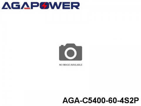 324 AGA-Power 60C Hard Case Packs AGA-C5400-60-4S2P Part No. 66004