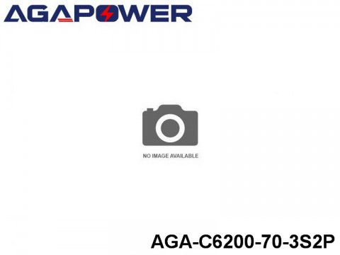 318 AGA-Power 70C Hard Case Packs AGA-C6200-70-3S2P Part No. 67007
