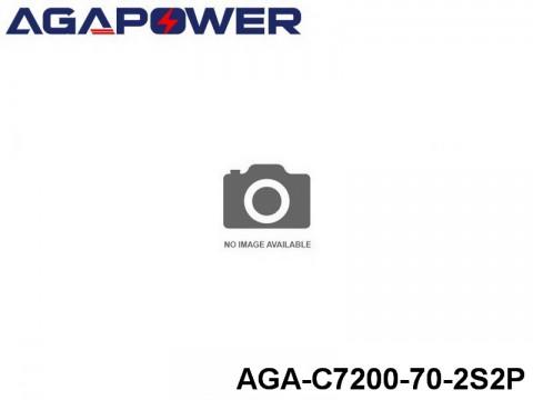 320 AGA-Power 70C Hard Case Packs AGA-C7200-70-2S2P Part No. 67003