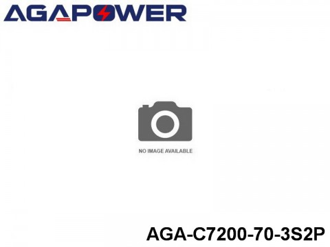 321 AGA-Power 70C Hard Case Packs AGA-C7200-70-3S2P Part No. 67008