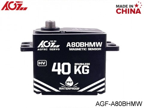 AGF-Standard Servo AGF-A80BHMW