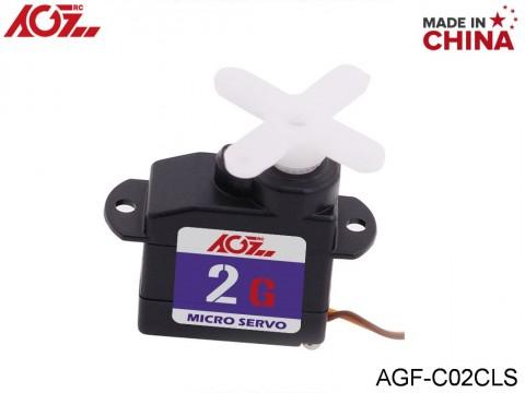 AGF-Micro Servo AGF-C02CLS