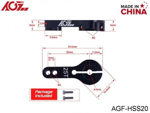 AGF-Receiver Module AGF-HSS20