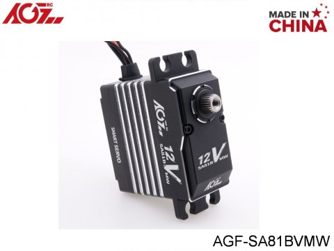 AGF-12V Smart Servo AGF-SA81BVMW