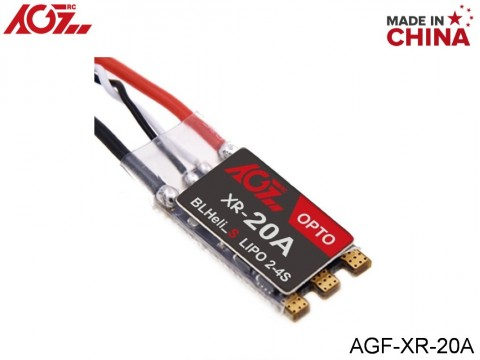 AGF-Xeon Run BLHeli-S Series ESC AGF-XR-20A