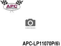 APC-LP11070P(6) APC Propellers ( 11 inch x 7 inch ) - ( 279,4 mm x 177,8mm ) ( 6 pcs - set ) 686661110113