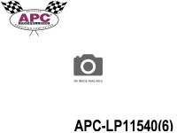 APC-LP11540(6) APC Propellers ( 11,5 inch x 4 inch ) - ( 292,1 mm x 101,6mm ) ( 6 pcs - set ) 686661110144