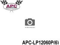 APC-LP12060P(6) APC Propellers ( 12 inch x 6 inch ) - ( 304,8 mm x 152,4mm ) ( 6 pcs - set ) 686661120402