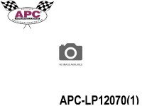 APC-LP12070(1) APC Propellers ( 12 inch x 7 inch ) - ( 304,8 mm x 177,8mm ) ( 1 pcs - set ) 686661120525