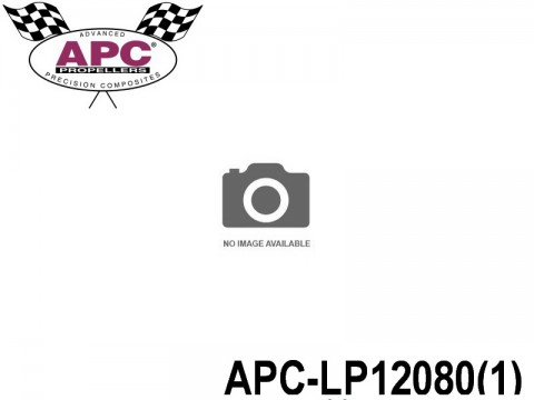 APC-LP12080(1) APC Propellers ( 12 inch x 8 inch ) - ( 304,8 mm x 203,2mm ) ( 1 pcs - set ) 686661120532