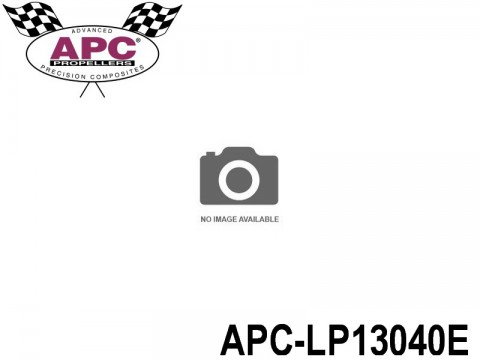 APC-LP13040E APC Propellers ( 13 inch x 4 inch ) - ( 330,2 mm x 101,6mm ) ( 1 pcs - set ) 686661130289