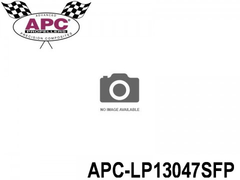 APC-LP13047SFP APC Propellers ( 13 inch x 4,7 inch ) - ( 330,2 mm x 119,38mm ) ( 1 pcs - set ) 686661130364
