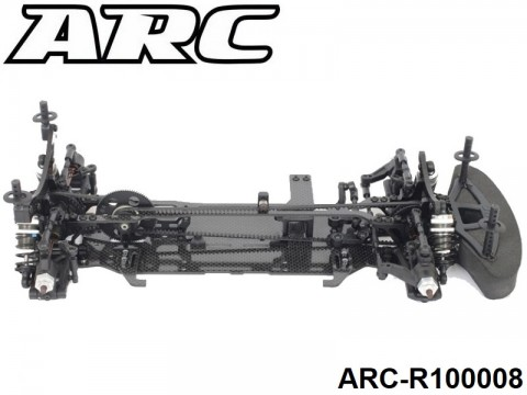 ARC-R100008 R10 2015 Black Edition 799975266824