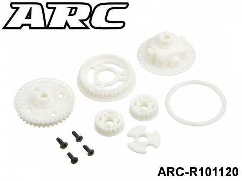 ARC-R101120 Low Friction Pulley Set 799975265575