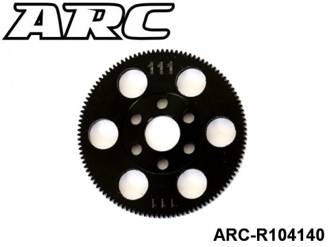 ARC-R104140 CNC Spur 111T (64dp) 799975266305