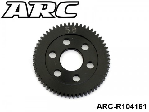 ARC-R104161 CNC Spur 58T (48dp) 799975265902