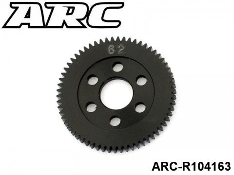 ARC-R104163 CNC Spur 62T (48dp) 799975265926