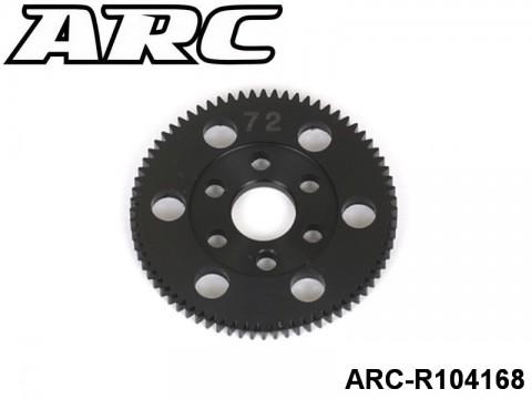 ARC-R104168 CNC Spur 72T (48dp) UPC