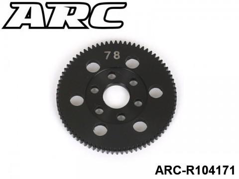 ARC-R104171 CNC Spur 78T (48dp) UPC