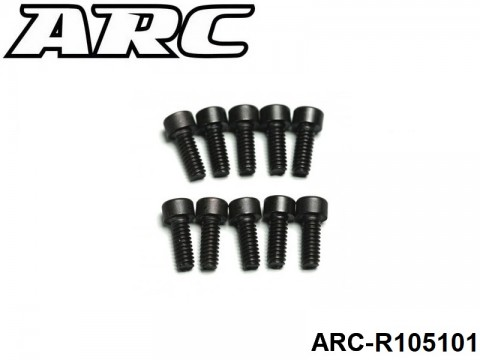 ARC-R105101 2x5mm Cap Screw (10) 710882992408