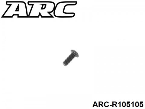 ARC-R105105 3x8 Round Screw (10) 710882992422