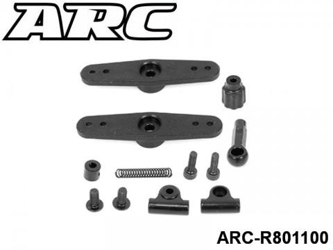 ARC-R801100 Throttle Servo Horn Set UPC