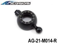 ARGUS 21RTR-PULL START Part 16 AG-21-M014-R Carburetor Ball LinkAG-e with Screw (1 pcs) ARGUS-AG21-M014-R