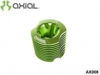 AXIAL Racing AX008 28 Engine Heatsink Head (Green)