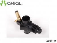 AXIAL Racing AX01123 2 Needle Big Block Carburetor Complete (Assembled)