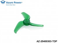 Azure Power AZ-25400303-TDP 2.5 4.0 (PC) 3 Blade Greenery