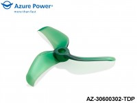 Azure Power AZ-30600302-TDP 3.0 6.0 (PC) 3 Blade Greenery