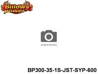 133 BILLOWY-Power X5-35C Lipo Packs Series: 35 BP600-35-1S1P