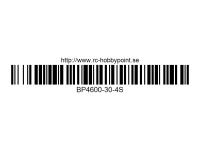 365 BILLOWY-Power X5-30C Lipo Packs Series: 30 BP4600-30-4S 14.8 4S1P
