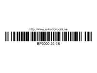 357 BILLOWY-Power X5-25C Lipo Packs Series: 25 BP5000-25-6S 22.2 6S1P