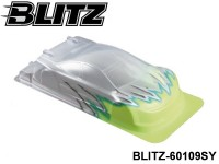 BLITZ-60109SY BLITZ Altis 2.3 Semi-Painted (F.Yellow -Green -Silver -Black Smoke) 0.8mm Color: F.Yellow