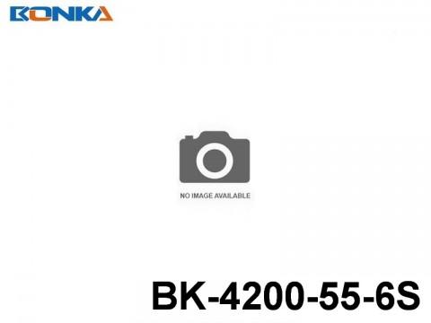 126 Bonka-Power BK Helicopter Lipo Battery 55C Standard BK-4200-55-6S