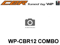CBR Tuned by WP CBR12 COMBO CBR HP.12 2013 FACTORY WITH EXHAUST EFRA 2669