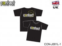 Contact RC Tyres CON-J001L-1 T-shirt Contact-RC - Large