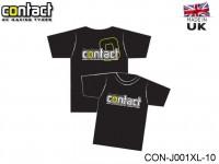 Contact RC Tyres CON-J001XL-10 T-shirt Contact-RC - XL