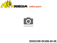 144 RC FPV Racer Regular Lipo Battery Packs DOGCOM-DC450-45-3S 11.1 3S