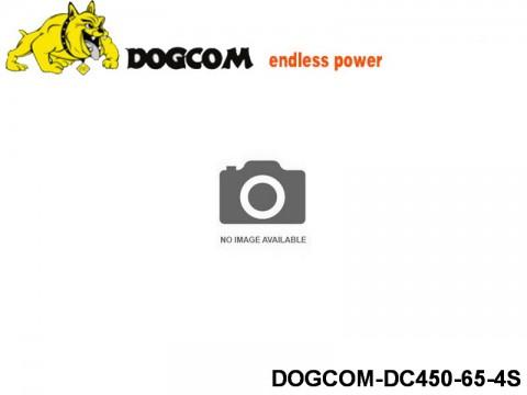 133 RC FPV Racer Regular Lipo Battery Packs DOGCOM-DC450-65-4S 14.8 4S