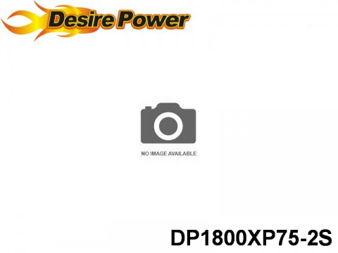 1 Desire-Power 75C V8 Series 75 DP1800XP75-2S 7.4 2S1P
