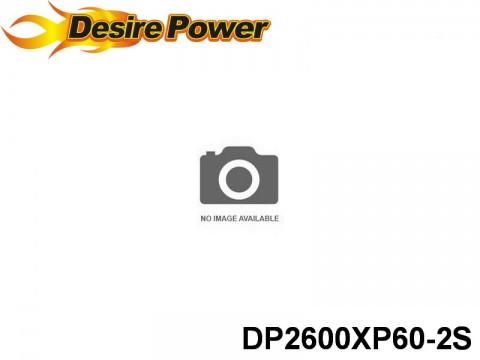 36 Desire-Power 60C V8 Series 60 DP2600XP60-2S 7.4 2S1P