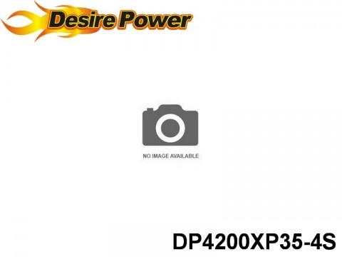 126 Desire-Power 35C V8 Series 35 DP4200XP35-4S 14.8 4S1P