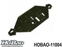 HOBAO 11004 HB-10SC CNC CHASSIS FOR NITRO