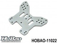 HOBAO 11022 HB-10SC REAR SHOCK TOWER - ALUM.