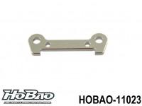 HOBAO 11023 HB-10SC F/R ALUM SUSPENSION PLATE