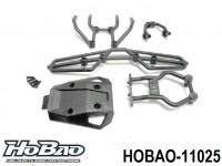 HOBAO 11025 HB-10SC FRONT BUMPER SET