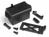 HPI-100324 HPI-Racing RECEIVER BOX-UPPER DECK PARTS